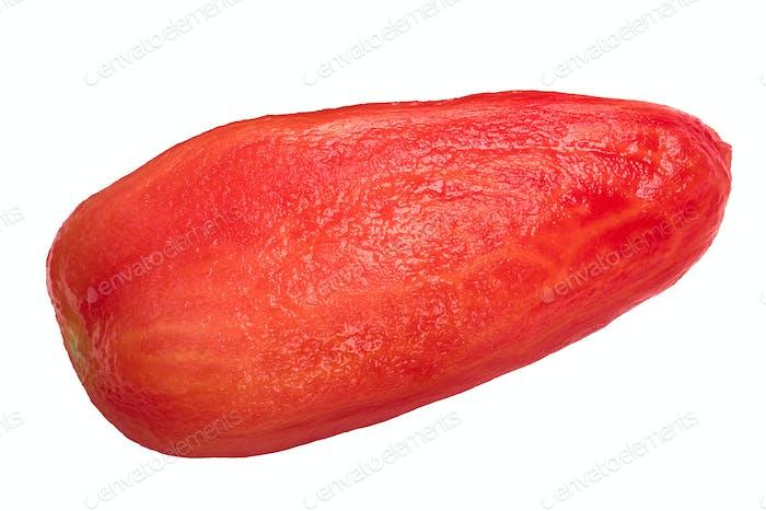 Whole peeled S. Marzano tomato, path