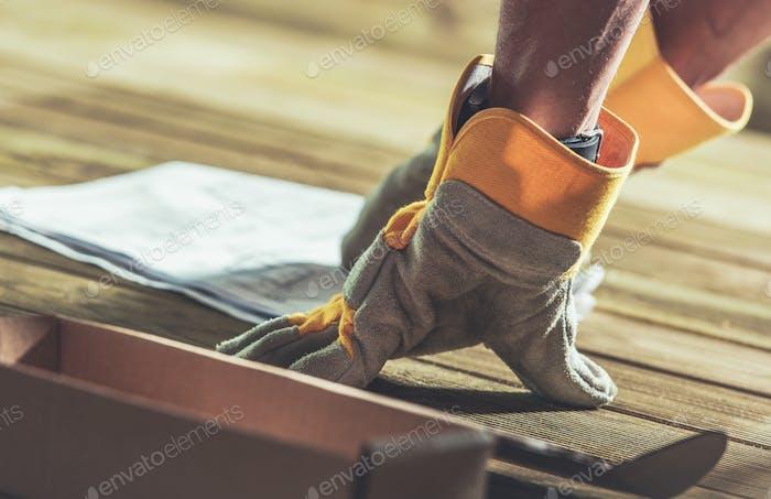 Having Construction Plan