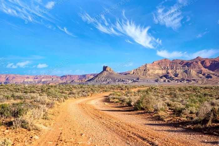 The Southwest landscape