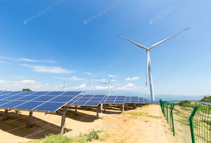 ecology landscape of clean energy