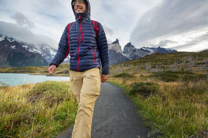 Wanderung in Chile
