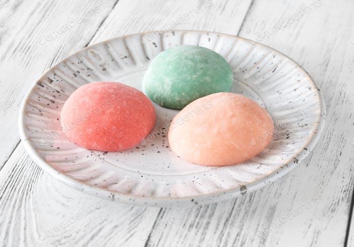 Mochi - Japanese rice cake