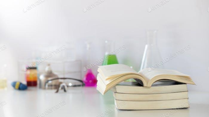 Scientific equipment.