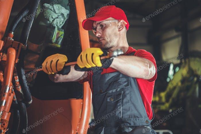 Trabajo mecánico Industrial