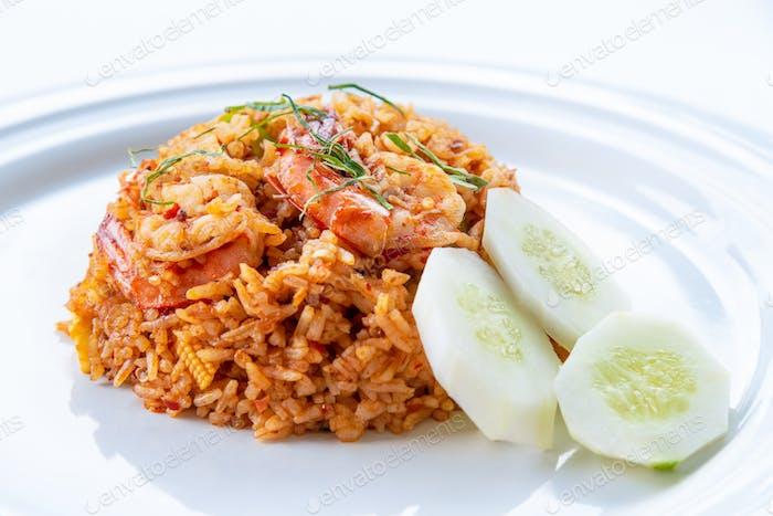 Würziges thailändisches Essen