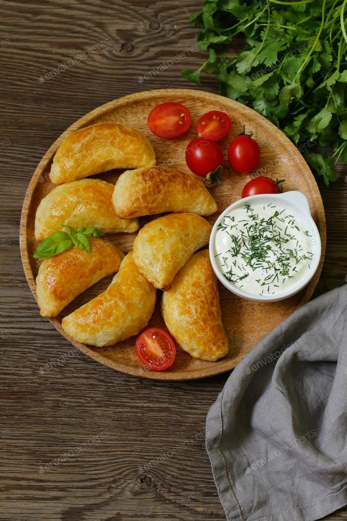 Snack Samosa Fried Pies