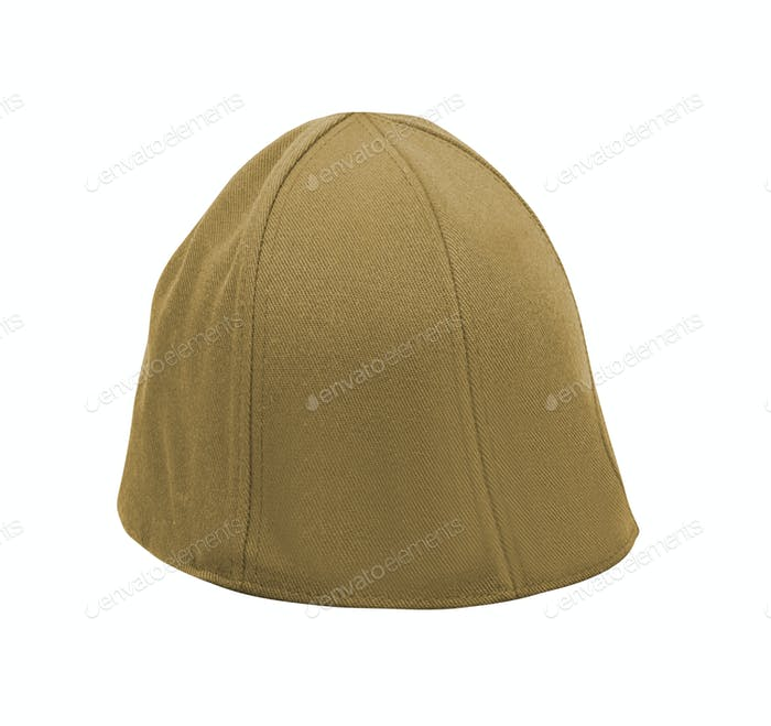 Hunting Cap Isolated