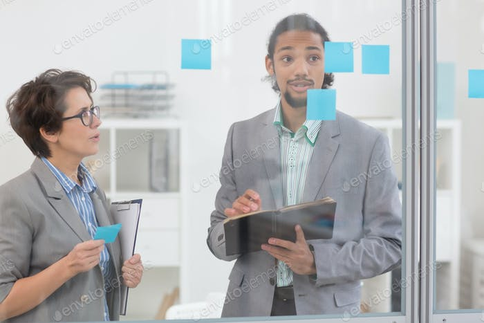 Discussing working points