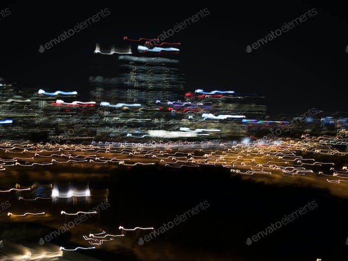 Ночная городская жизнь