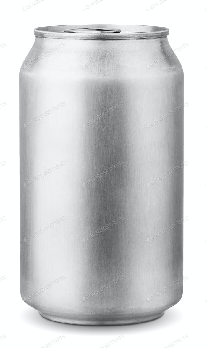 330 ml aluminum can