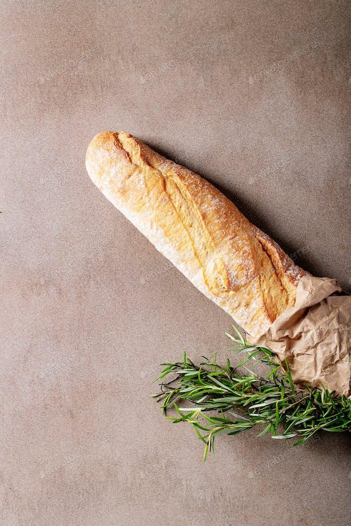 Französisches Baguette