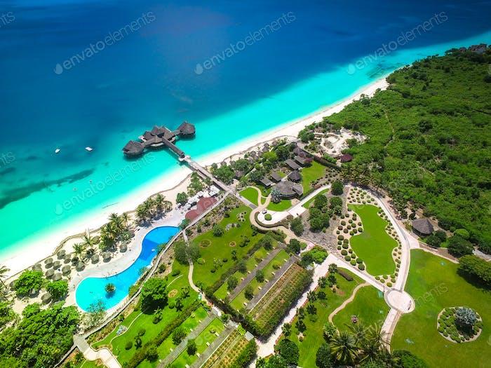 Hotel La gemma de lest in Zanzibar
