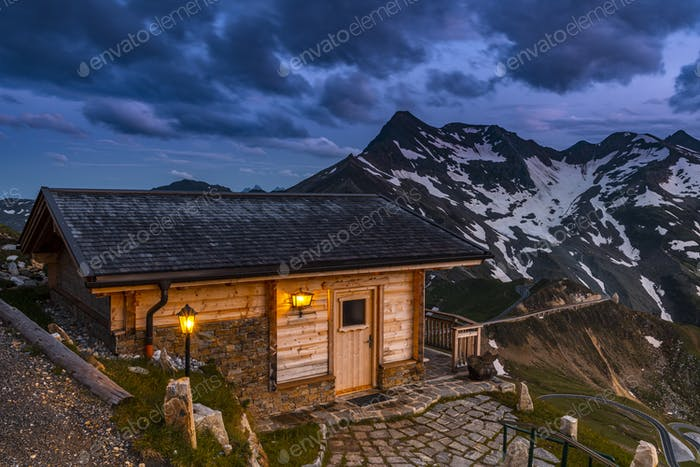 Luxury Cozy Chalet at Mountain Top in Austria Alps