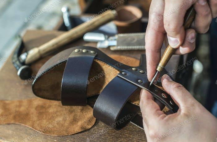 Schuhe machen