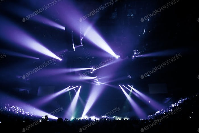 Großes Live-Musikkonzert