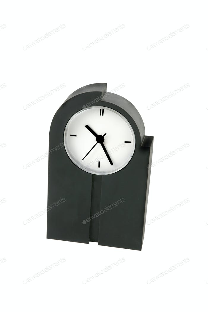 Decorative carriage clock