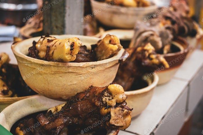 Street food in Melaka