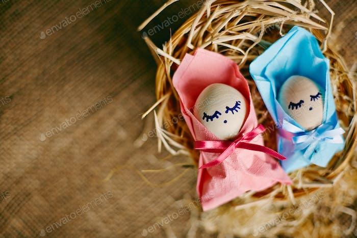 Easter newborns