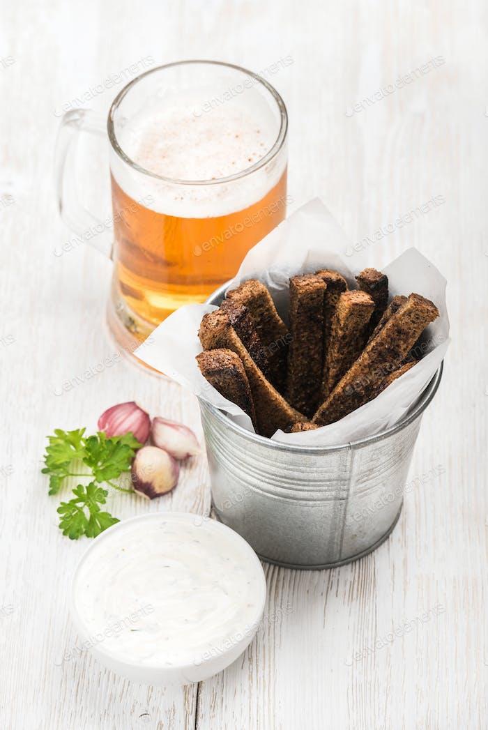 Bier-Snack-Set