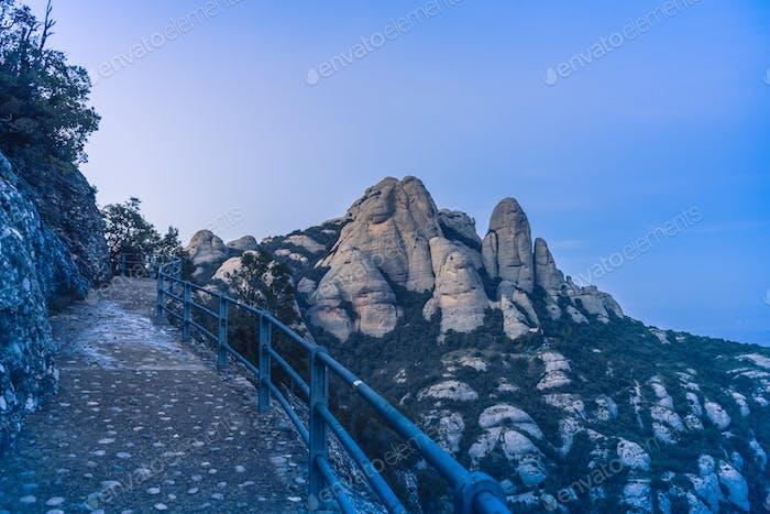 Montserrat Mountains Trail