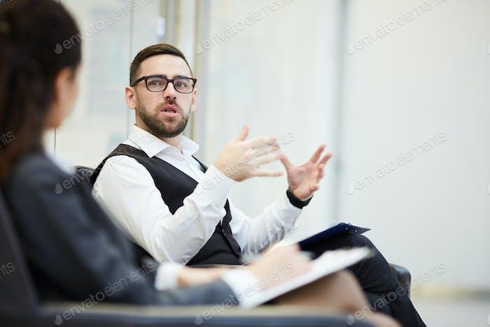 Explaining strategy
