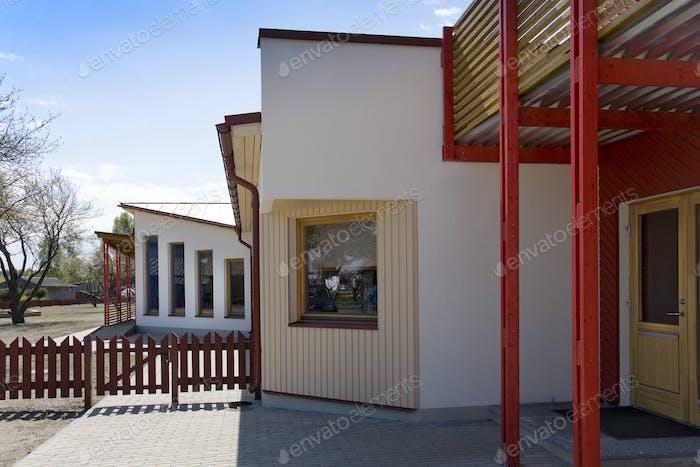 Primary School Building exterior