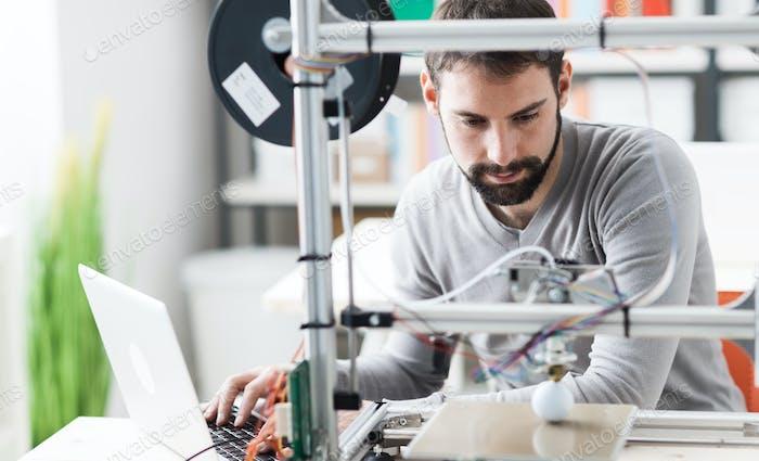 Impresión 3D en el laboratorio