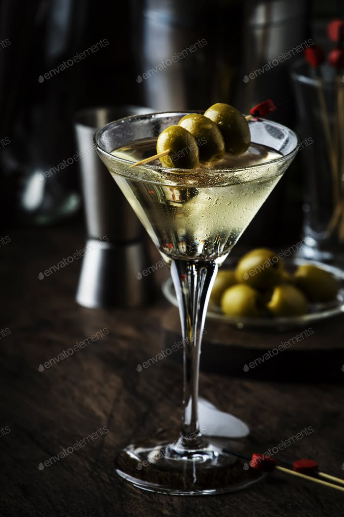 Martini-Cocktail
