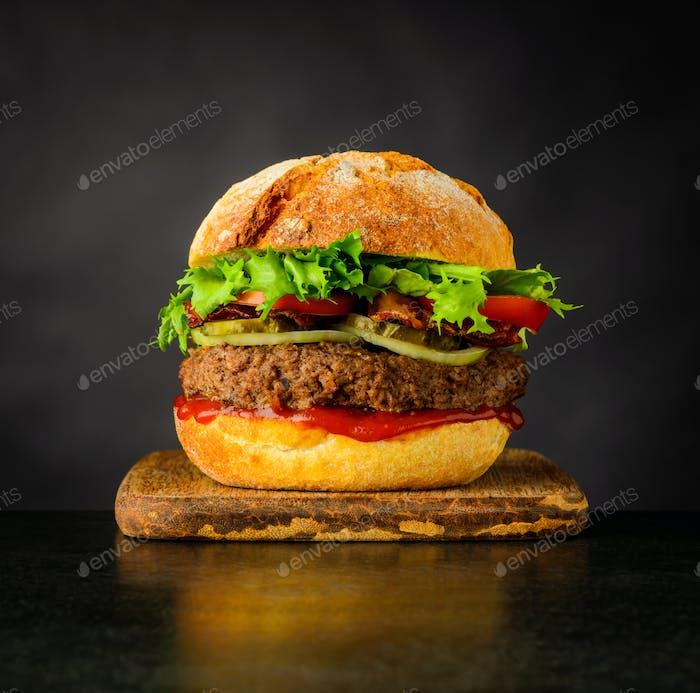 Burger Sandwich Fast food