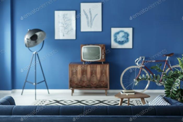 Altmodisches Fernsehen