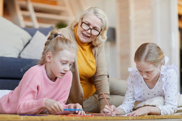 Creative activity with children