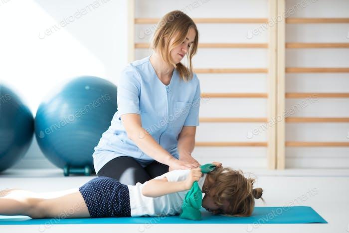 Rückenmuskulatur trainieren