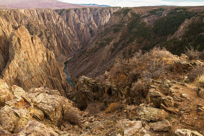 Black Canyon of Gunnison
