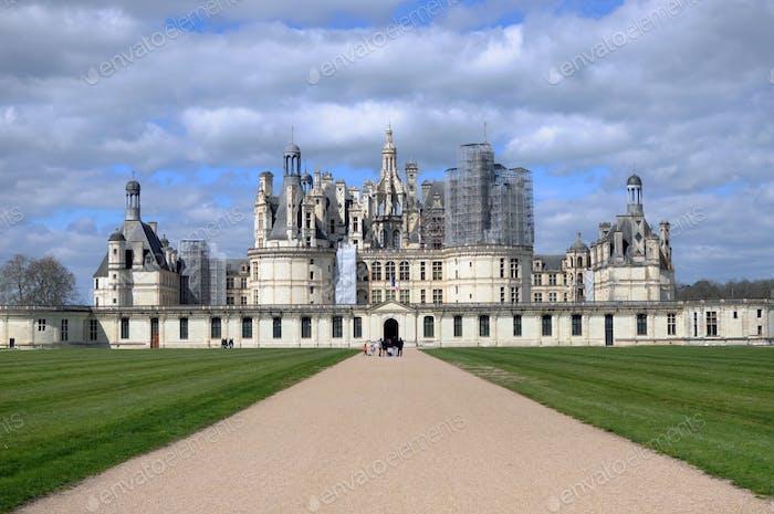 Chambord castel