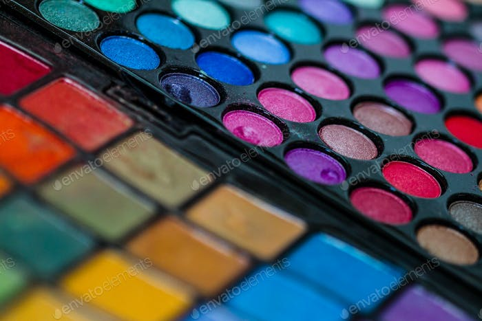 Makeup Artist Professional Color Palette