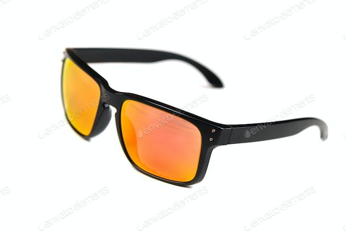 Sunglasses, frame Holbrook, Ruby Iridium lens.