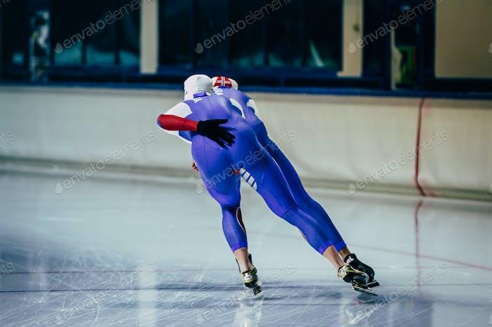 Men athletes skater