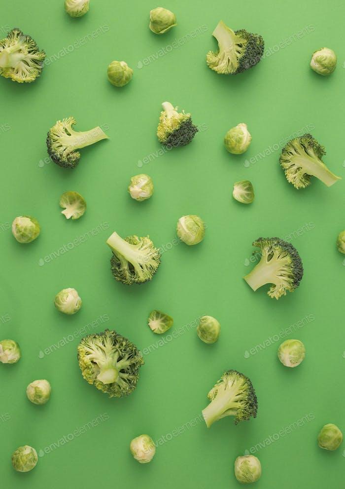 Grünes Gemüse Konzept