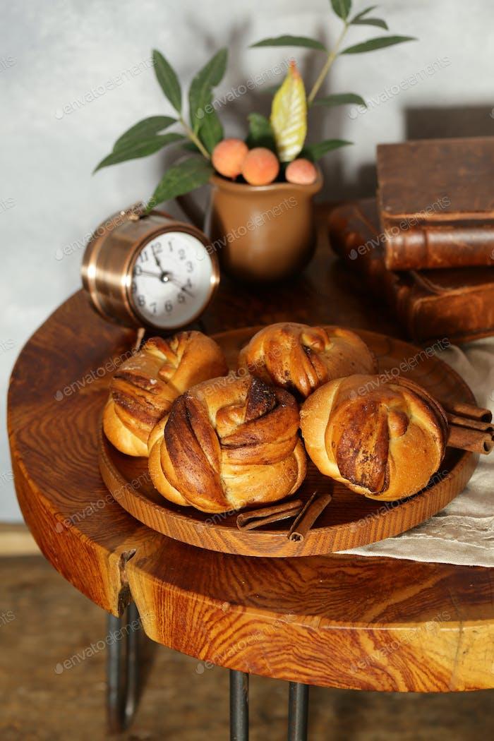 Swedish Cinnamon Rolls
