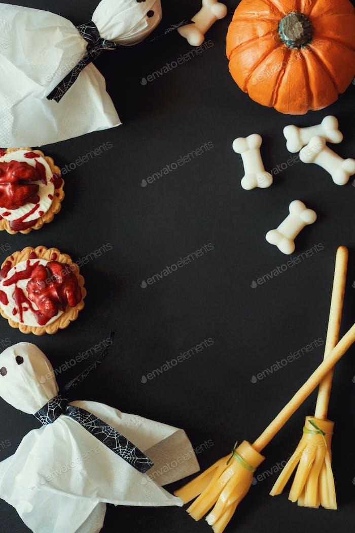 Happy Halloween frame.