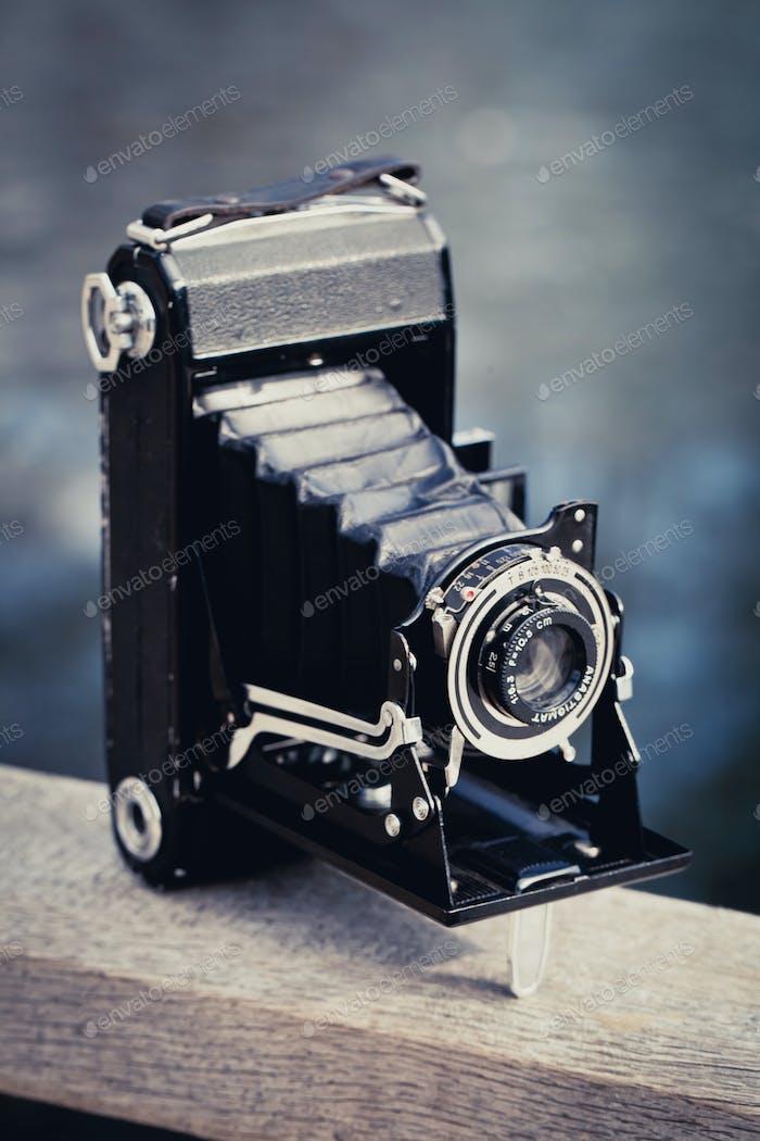 Klappkamera
