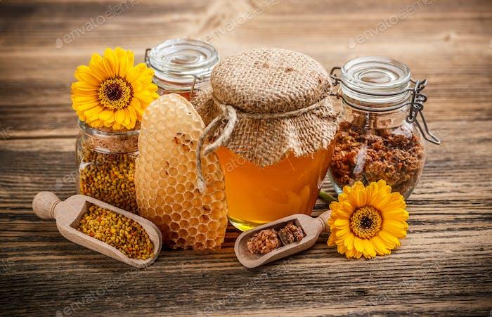 Honigprodukt