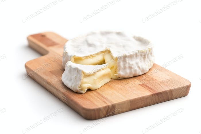The brie cheese.