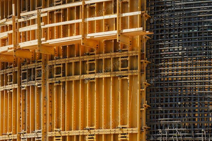 Bauform und Bewehrung