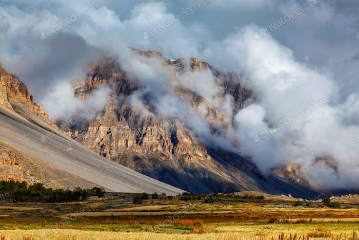 Spiti Valley, Himachal Pradesh, Indien
