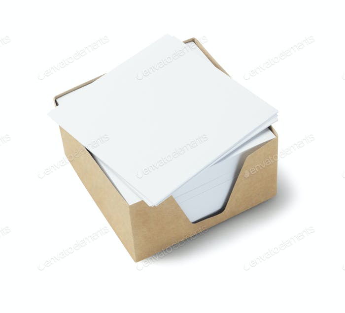 White Memo Papers