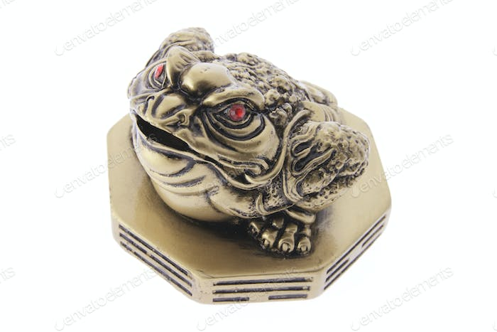 Chinese Money Frog Ornament