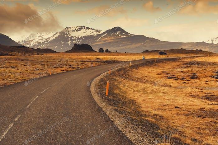 Nature of Iceland travel photo