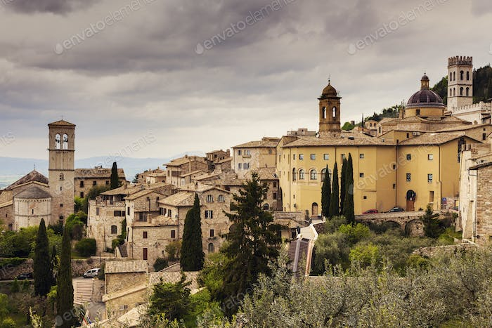 Architecture of Assisi