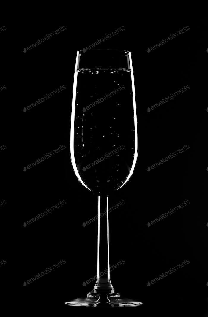Perfect elegant glass